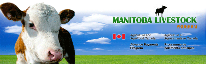Manitoba Livestock Cash Advance Program